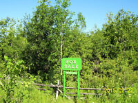 Building Lot--Treed W` Privacy --.Ready to Build on