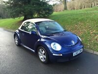 2007 VOLKSWAGEN BEETLE 1.6 PETROL FOR SALE!! 12 MONTHS WARRANTY!! FINANCE OPTIONS AVAILABLE