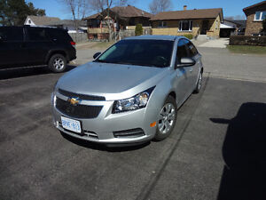 REDUCED - 2013 CHEVROLET CRUZE