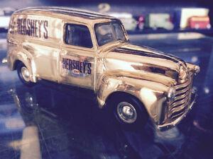Chevy Van 1950 Gold de Hershey's