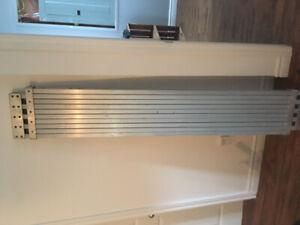 Planche aluminium