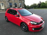 2012 VW Golf GTD
