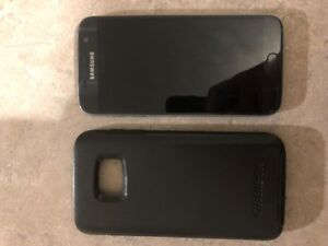 SAMSUNG S7 GOOD CONDITION WITH NEW OTTER BOX