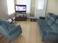 Fully Furnished Wkly/or/Mnthly Apt. Rental Timmins Oct. 1st