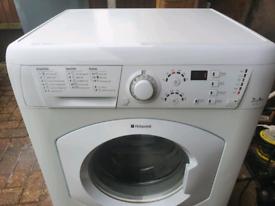 Hotpoint washing machine 7kg load