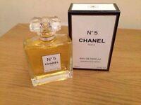 No5 chanel •• perfume £20 ••