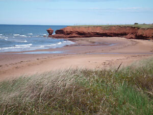 Beachfront Cottage in Darnley On Gulf of St Lawrence