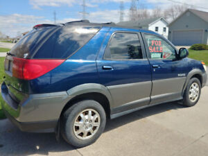 2002 BUICK RENDEZVOUS **AS IS ** Best offer