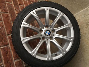 BMW WINTER TIRES & RIMS WHEELS  3 SERIES 328 335 M5
