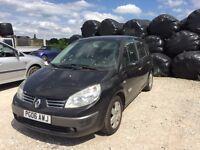 Renault scenic 1.4.16v
