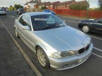 BMW 3 SERIES 330 CI 2 DR STEP AUTO...2002 (52 PLATE)..