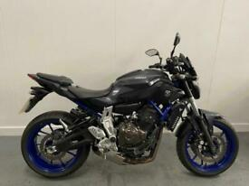 2014 YAMAHA MT-07 **Low Mileage, Leo Vince Exhaust, Tinted Screen and More**