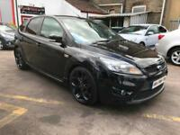 2009 FORD FOCUS 2.5 ST-3 SIV 5 DOOR HATCHBACK WITH OVER £3780 UPGRADES