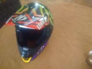 Adult Thor Force 2  Moto Cross Helmet Kawartha Lakes Peterborough Area image 2