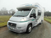 Chausson Sweet Maxi - 4 Berth - Electronic Drop Down Bed - Stunning