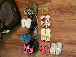 Girl shoes 4-5