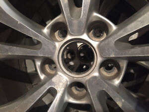 Tires & Rims, include delivery,