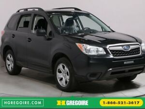 2016 Subaru Forester AWD A/C GR ELECT  BLUETOOTH CAMERA RECUL