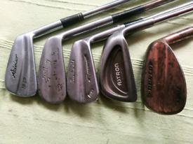 Golf mixed 5 irons