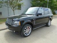 2010 LAND ROVER RANGE ROVER 5.0 V8 SUPERCHARGED AUTOBIOGRAPHY AUTO STEPS