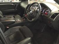 2008 Audi Q7 4.2 TDI S Line Tiptronic Quattro 5dr Diesel black Automatic