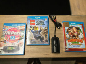 Lego Undercover - Donkey Kong Tropical - adaptateur gamecube Wi