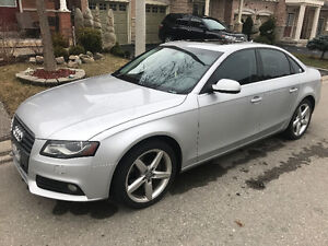 2010 Audi A4 2.0T - FINANCE TAKEOVER