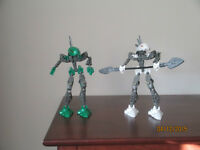 Lego Bionicle The Mask of Light, Kurahk (8588) and Lerahk (8589)