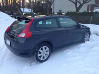 2009 Volvo C30 Coupe - 92,000 KM Seulement $10,400