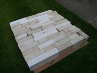 NATURAL STONE suitable for garden walls and building projects