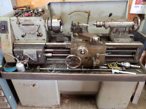 Metal Lathe Elliott Willson!!! SOLD!!