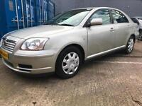 2006 TOYOTA AVENSIS 1.8 VVT i Colour Collection 5dr
