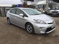 TOYOTA PRIUS 2014/63 Plate 1.8 Hybrid - Automatic - Petrol -Only 16000 Miles