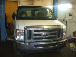 PARTS AVAILABLE FOR A 2008 FORD E350 SUPER DUTY VAN