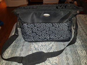 Soothe Time Diaper Bag for Sale with Pop up Bassinet