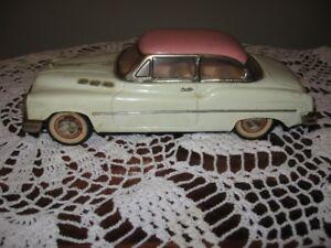 Collectable Tin Car