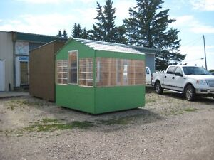 Green house  Storage Shed