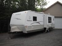 ROULOTTE OUTBACK 26 RLS 2007