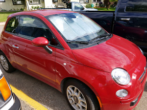 2015 Fiat 500 Pop Only 1300 km!!