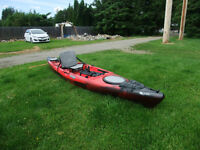 JACKSON CUDA FISHING KAYAK