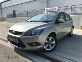 FORD FOCUS 1.6 ZETEC, 63,000 MILES 12 MONTHS MOT AND 6 MONTHS WARRANTY