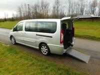 2011 Peugeot Expert Tepee L2 LWB 2.0 Hdi WHEELCHAIR ACCESSIBLE ADAPTED VEHICLE