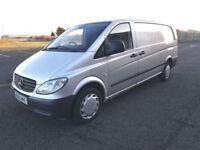 56 Mercedes-Benz Vito 2.1TD Extra Long 115CDI