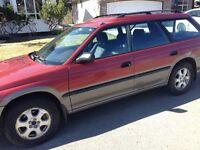 1998 Subaru Outback Wagon