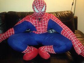 Giant spiderman