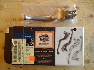 Harley Brake and Clutch Levers