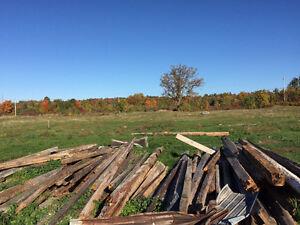Barn Boards, Beams and Roofing Gatineau Ottawa / Gatineau Area image 10