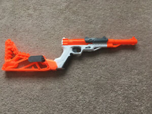 Nerf guns for sale.
