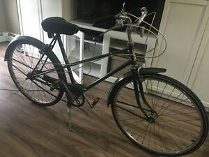Selling a CCM Vintage Women's Bicycle, barely used