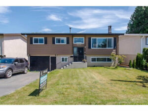 Chilliwack Family Home 4 Bedrooms